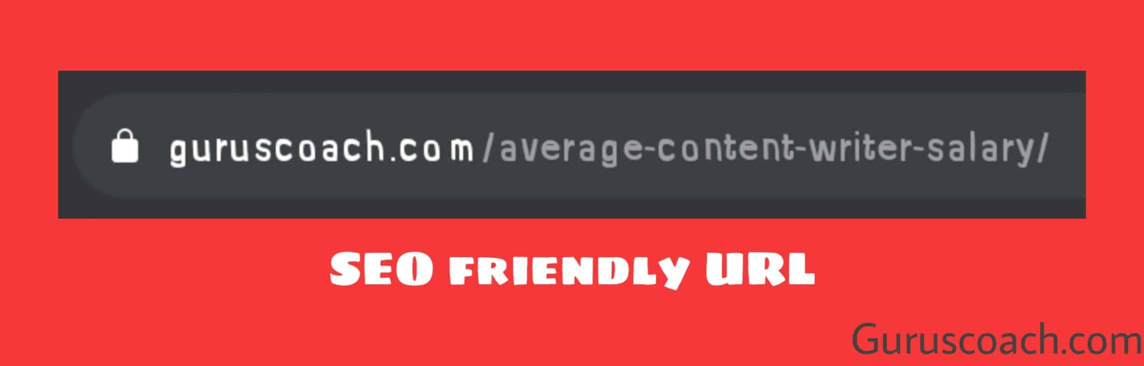 SEO Friendly URL - Guruscoach.com